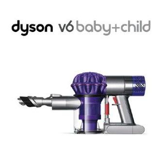 Dyson V6 Baby+Child 無線除塵蟎機-紫色 ★共全配4吸頭 全機HEPA等級過濾效果 公司貨2年保固 HH08 HH-08