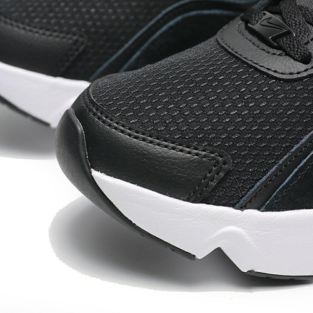 【滿$2500領券現折$350】(偏小建議大半號) NIKE 休閒鞋 RYZ 365 II 黑 麂皮 網布 鋸齒 孫芸芸 運動 女 (布魯克林) CU4874-001