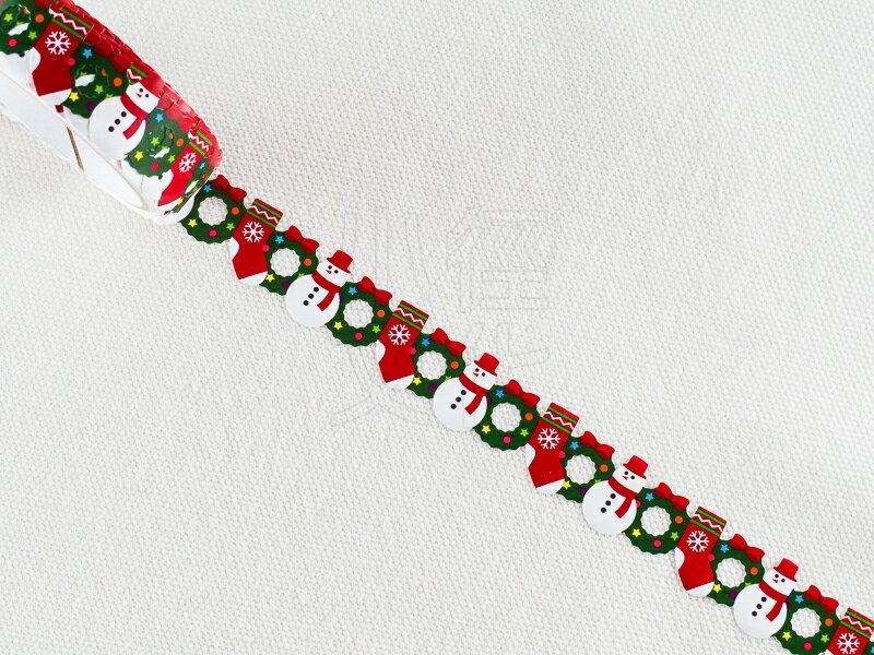 *小徑文化*日本進口 MOYO Lace Tape 系列 - 聖誕節 01 ( Christmas-01 )