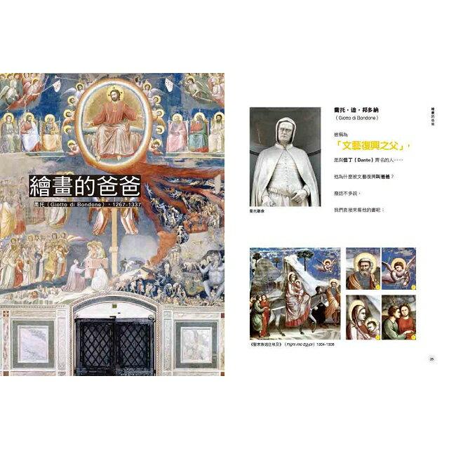 世界太Boring,我們需要文藝復興:9位骨灰級的藝術大咖,幫你腦袋內建西洋藝術史 1