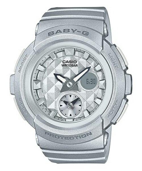 CASIO BABY-G 運動 防水 雙顯 錶 BGA-195-8A