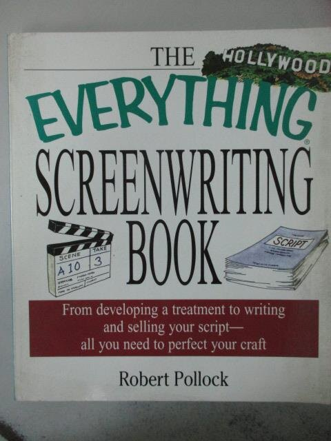 ~書寶 書T4/大學文學_ZKM~The Everything Screenwriting