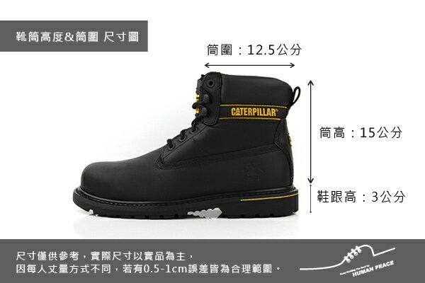 CAT  靴子 黑色 男鞋 CA708026 no168 9