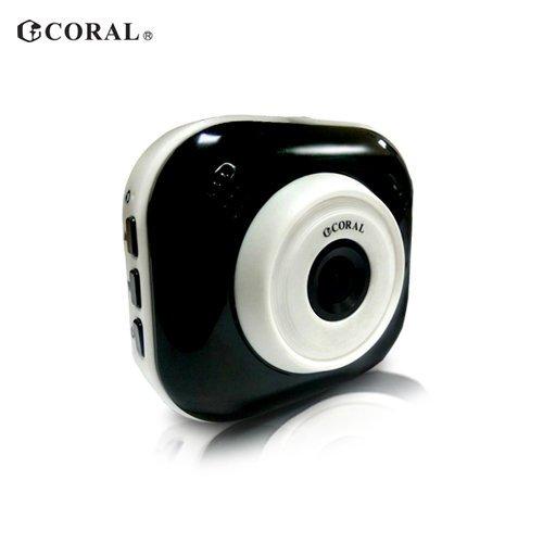 【CORAL】輕巧型 G-Sencer 行車紀錄器 DVR-628