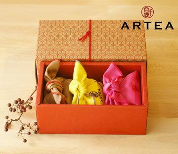 ARTEA精選3款好茶禮盒(彩巾系列50gX3組). 0