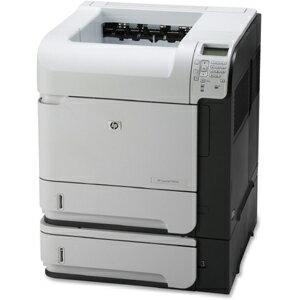 HP LaserJet P4015X Laser Printer - Monochrome - 1200 x 1200 dpi Print - Plain Paper Print - Desktop - 52 ppm Mono Print - Letter, Legal, Executive, Statement, Com10 Envelope, Monarch Envelope, Custom Size - 1100 sheets Standard Input Capacity - 225000 Dut 2