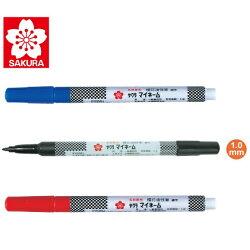 櫻花 SAKURA 細字油性筆 XYK (1.0mm)
