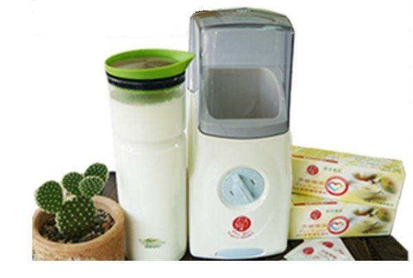 普羅拜爾 優格機X1台+ 優格菌粉X1盒+優水瓶X1個