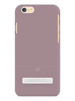 SEIDIO SURFACE™ 極簡時尚保護殼 for Apple iPhone 6 4.7- 粉藕紫
