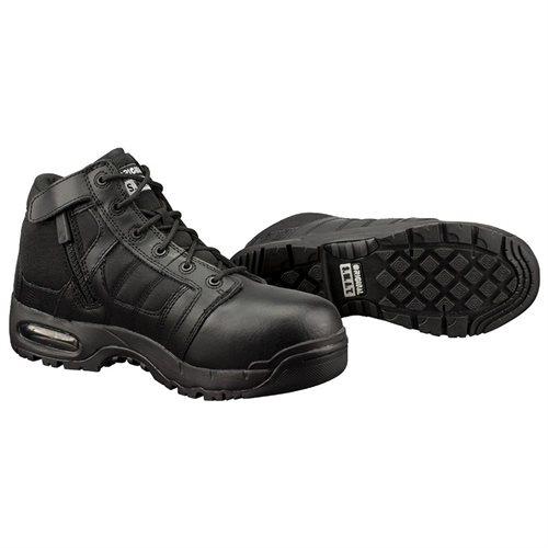 """Original S.W.A.T. Men's   Air 5"""" Comp Side-Zip Black Size 4.5 M 1"""