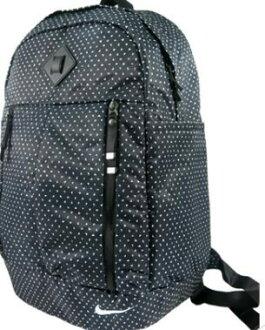 Nike AURALUX BACKPACK  背包 後背包 雙肩 大容量 筆電 黑 白 【運動世界】BA5242-010