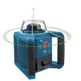 ㊣胡蜂正品㊣ BOSCH GRL300HVG 雷射水平儀 綠光旋轉雷射儀 全方位測量 雷射儀