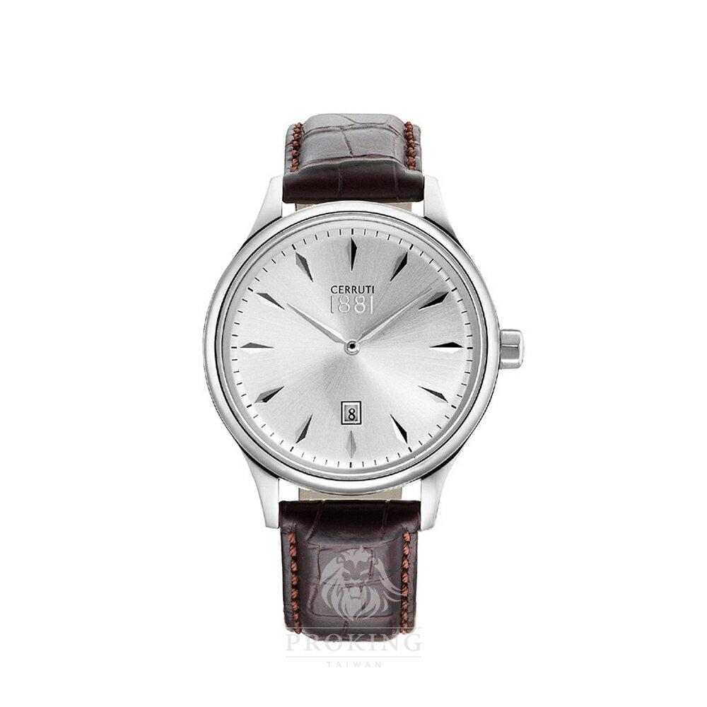 CERRUTI 1881 切瑞蒂-GLOVE精品石英錶