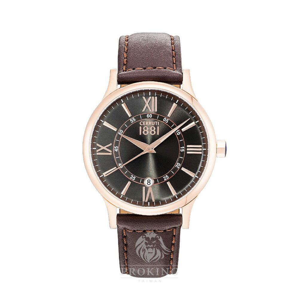 CERRUTI 1881 切瑞蒂-IDRO精品石英錶