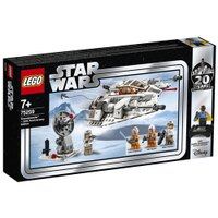 星際大戰 LEGO樂高積木推薦到樂高LEGO 75259 星際大戰系列 - Snowspeeder – 20th Anniversary Edition就在東喬精品百貨商城推薦星際大戰 LEGO樂高積木