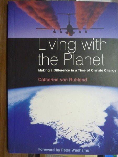 ~書寶 書T9/原文書_QHG~Living with the Planet