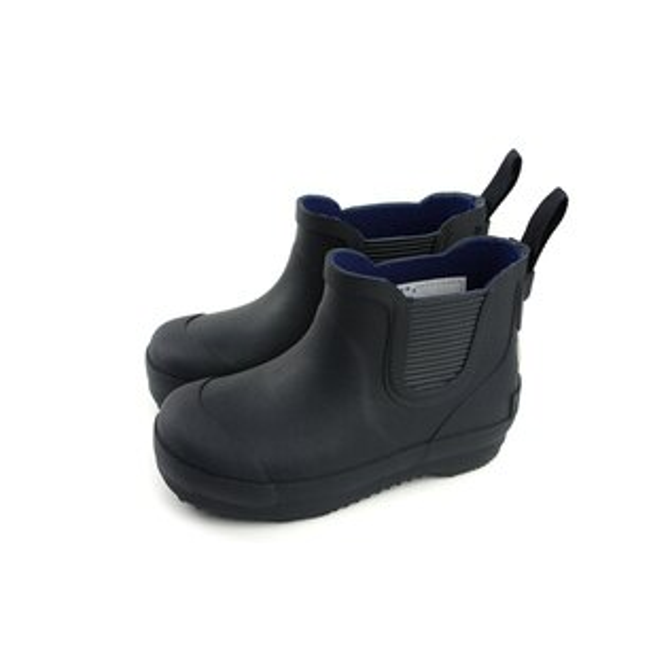 MoonStar雨鞋雨靴防水雨天深藍中童童鞋MSRBC01R5no148