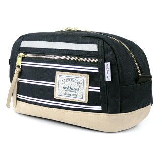 REMATCH - Matchwood Density 腰包 條紋黑色款 斜背包 側背包 隨身包 胸前包 3M反光/ 單車運動 / 旅遊隨身 / 美式休閒 / 運動 / Outdoor / Jansp..