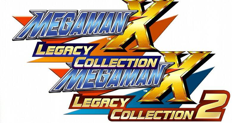 Resultado de imagem para mega man x legacy collection logo png