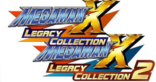 預購中7月25日發售英日文版[輔導級]PS4洛克人X週年紀念合集1+2
