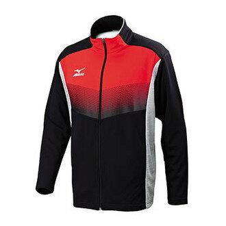 【登瑞體育】MIZUNO 針織織運動套裝外套 - 32TC703396