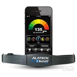 ALATECH iPhone專用 藍牙4.0無線心跳帶(CS010BLE)