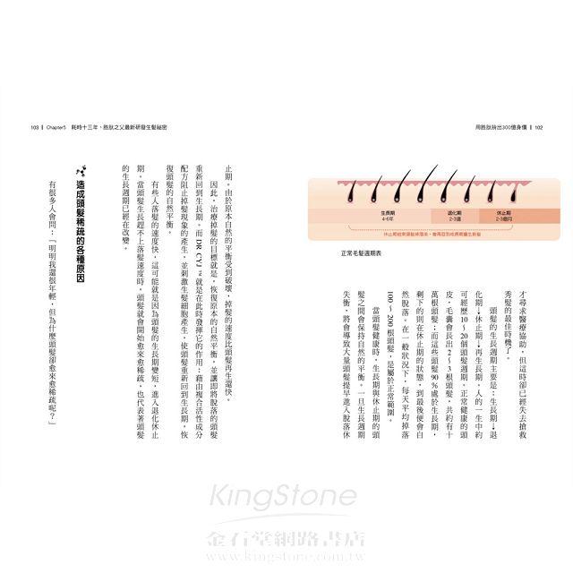 用胜?拚出300億身價:韓國生髮權威DR CYJ的研發終極密碼 6