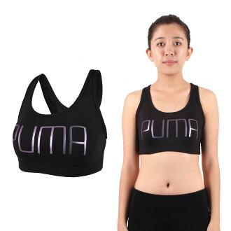 PUMA PWRSHAPE 女訓練系列中衝擊運動內衣(運動背心 健身 慢跑 路跑 【06180287】≡排汗專家≡