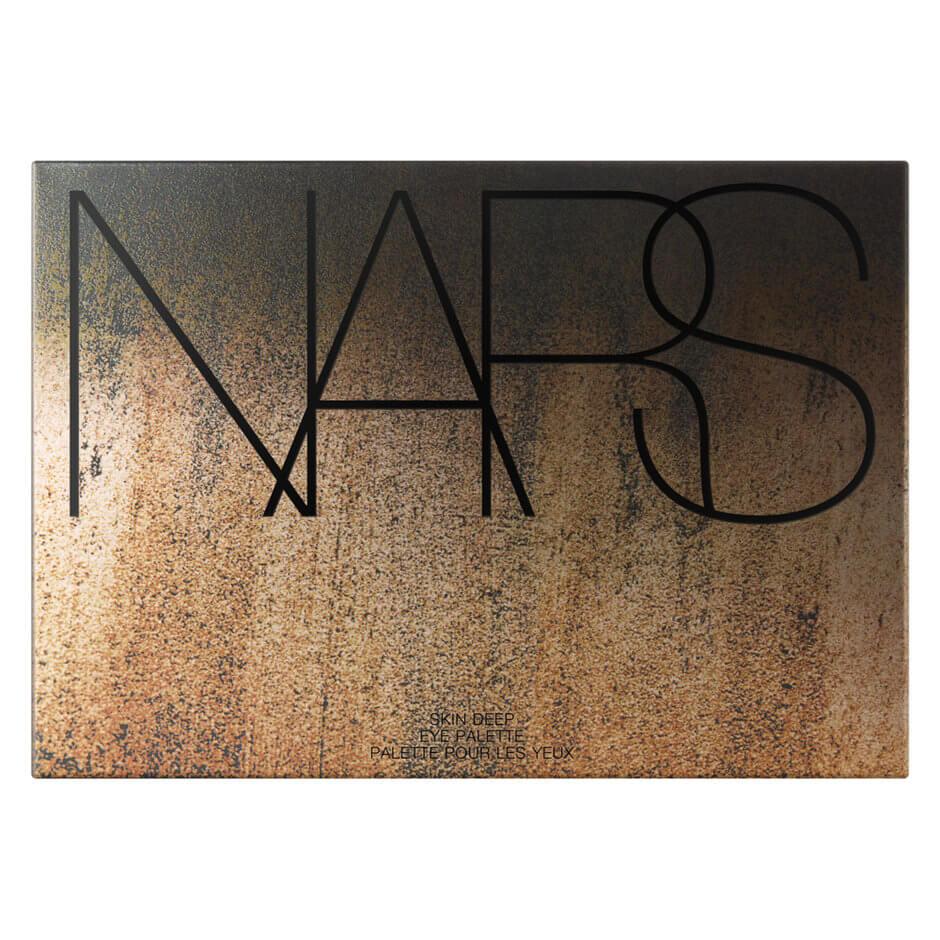 NARS 深度膚淺12色眼彩限盤Skin Deep Eye Palette 3