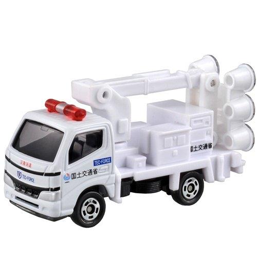《 TOMICA 火柴盒小汽車 》TM032 MLIT 照明車
