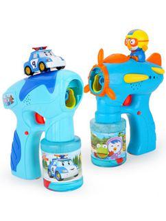 泡泡機 兒童全自動泡泡水補充液不漏水電動吹泡泡槍玩具 0