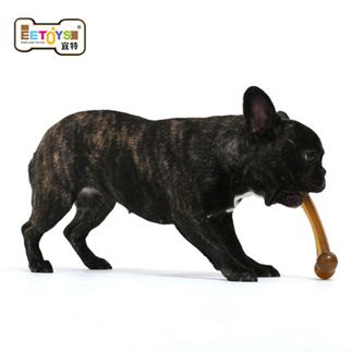 寵物玩具 狗狗玩具耐咬磨牙棒小狗咬膠骨頭幼犬泰迪金毛邊牧寵物大型犬玩具 2