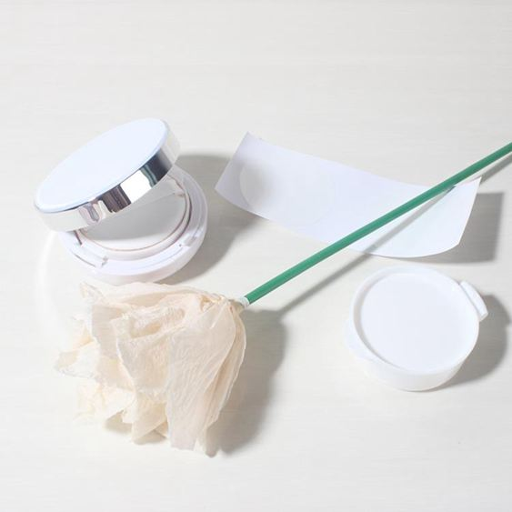 diy氣墊盒 diy氣墊粉撲盒自制空氣墊盒cc霜bb霜粉底液分裝空盒手工圓形空盒【快速出貨】 3
