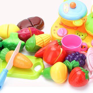 過家家 兒童購物車玩具女孩 超市小手推車過家家寶寶迷你廚房套裝 2