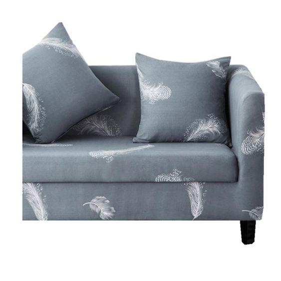 萬能沙發套全包歐式轉角沙發罩全蓋布藝墊巾定做L型組合貴妃客廳 【快速出貨】 5
