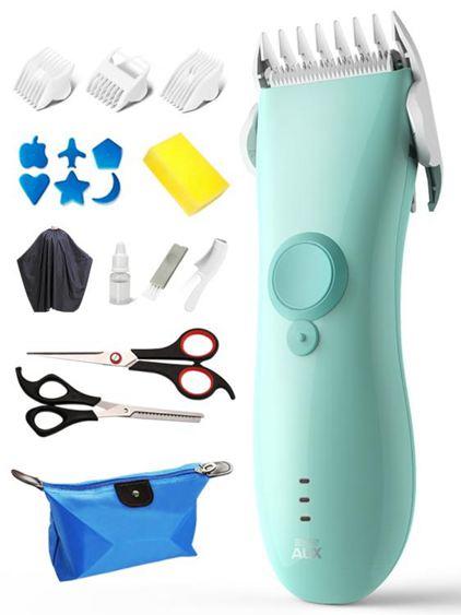 理髮器 兒童理髮器超靜音剃頭髮充電推剪神器新生幼兒童剃髮推子寶寶家用 1