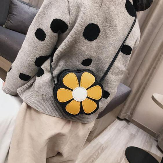 兒童包 清新花朵小童包包女寶寶可愛斜挎包2019公主單肩包兒童配飾小包潮 3