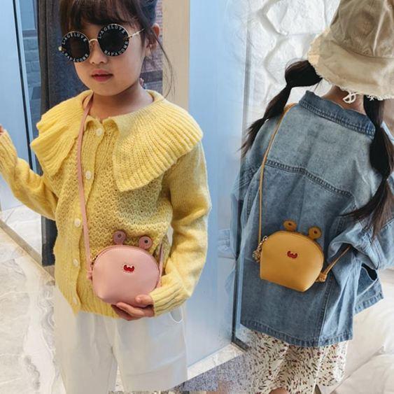 兒童包 兒童公主包包女孩寶寶時尚單肩斜挎包2019百搭卡通零錢包洋氣小包 1