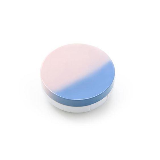 diy氣墊盒 氣墊粉撲空盒子自制分裝CC霜粉底液BB霜海綿通用專用替換【快速出貨】 5