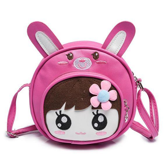 兒童包 女童兒童包包公主時尚包小女孩單肩斜挎包手提包美爆寶寶迷你可愛 2