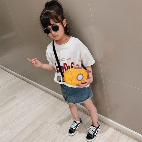兒童包 女童斜挎包時尚小包潮兒童小包包洋氣男童百搭韓國2019新款公主潮 3