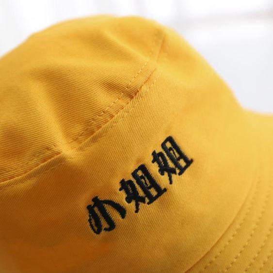 兒童帽 漁夫帽夏季薄款兒童盆帽子中大童太陽春秋夏天男女童防曬遮陽 3
