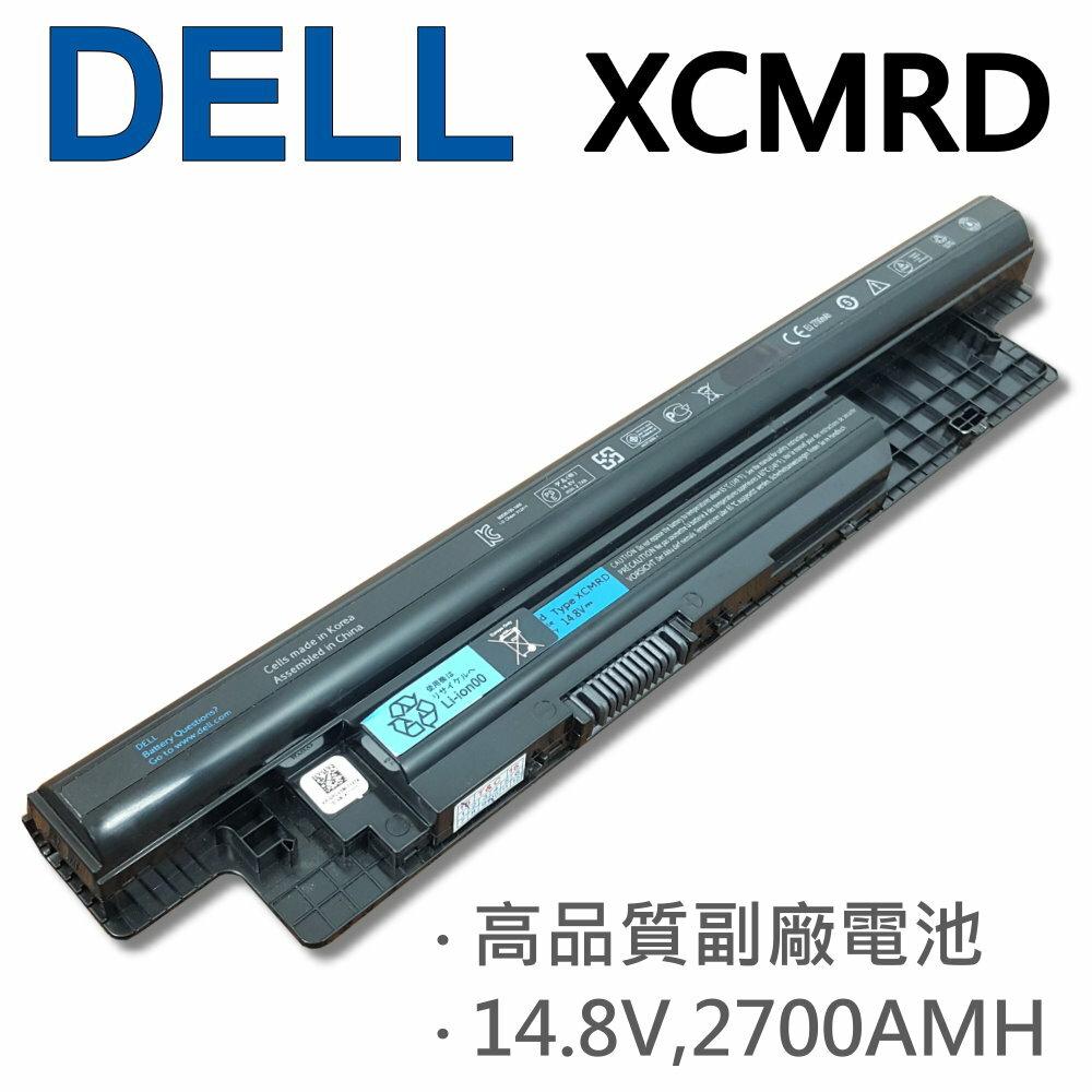 DELL 4芯 XCMRD 日系電芯 電池 XCMRD MR90Y INSPIRON 14