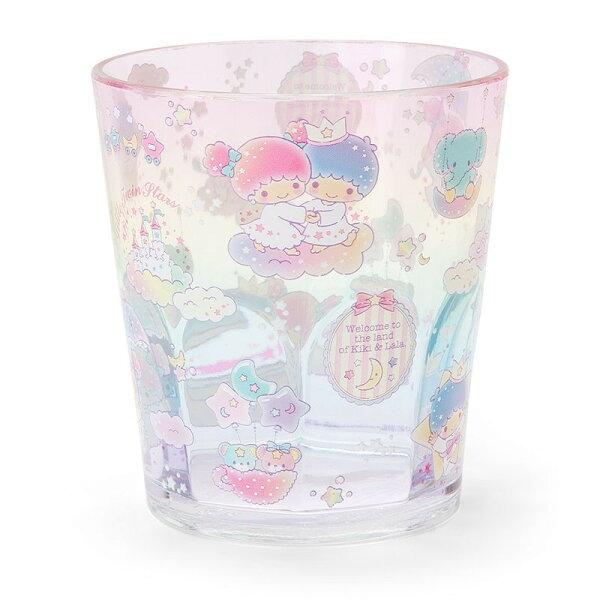X射線【C315484】雙子星KIKILALA塑膠杯280ml,水杯馬克杯杯瓶茶具湯杯玻璃杯不鏽鋼杯漱口杯