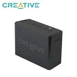 Creative MUVO 1C 防潑水藍芽喇叭 黑 IP66防潑水