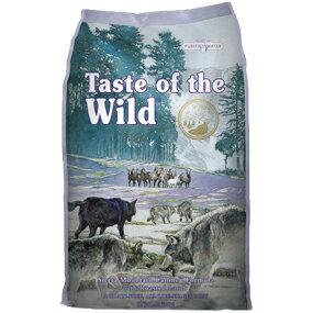 Taste of the Wild 海陸饗宴 塞拉山脈燻烤羔羊肉 犬 400g