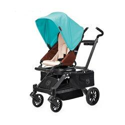 Orbit baby G3 咖啡座椅 功能超級強大的全方位嬰兒推車-mocha teal★衛立兒生活館★
