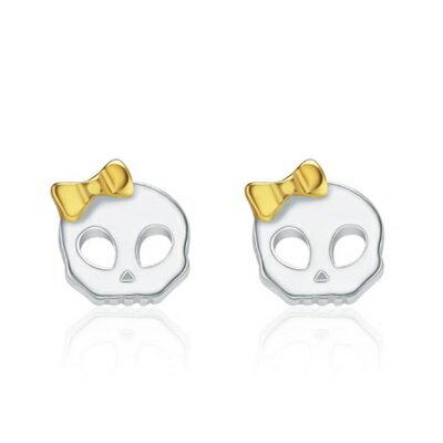 925純銀耳環 耳針式耳飾~氣質可愛百搭七夕情人節生日 女飾品73al90~ ~~米蘭 ~