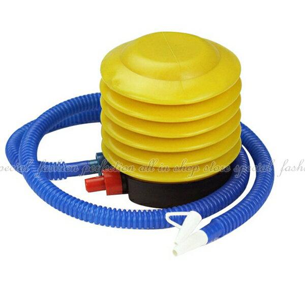 腳踩充氣筒 腳踩氣泵 充氣泵 腳踩打氣桶 腳踏充氣筒 充氣機【DE319】◎123便利屋◎