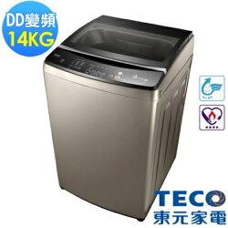 【TECO東元】15公斤DD變頻直驅洗衣機(W1588XS 晶鑽銀)
